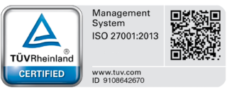 PrivyID Certification and Acknowledgement: TUV Rheinland