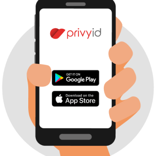 Go to app.privy.id or download our app on Apple Store / Google Play store