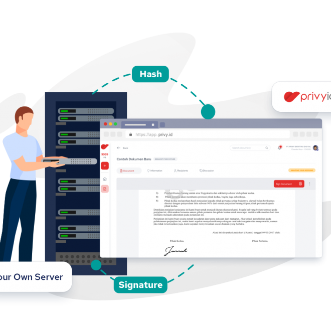 Learn more about PrivyID Digital Signature Provider for Robust Security Requirement: Privacy Middleware