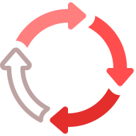 Reduced processing cycle time