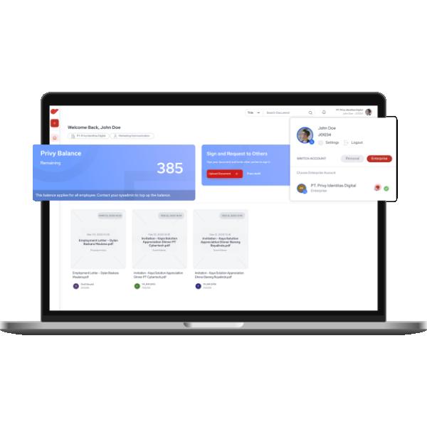Start Register to Your Enterprise Suite