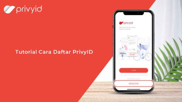 Watch video about how to register for PrivyID