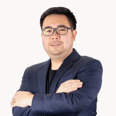 PrivyID's CEO, Marshall Pribadi